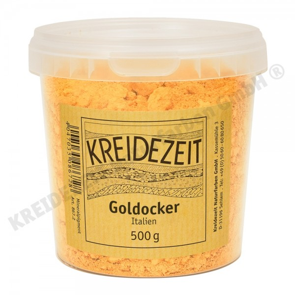 Goldocker, Italien