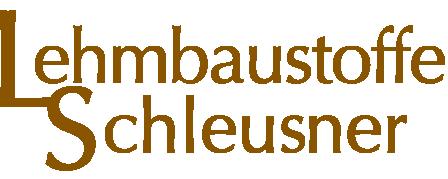 Lehmbaustoffe Schleusner & Söhne GmbH