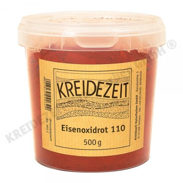 Eisenoxidrot 110