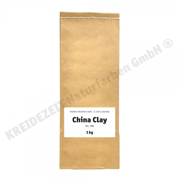 China Clay 1kg