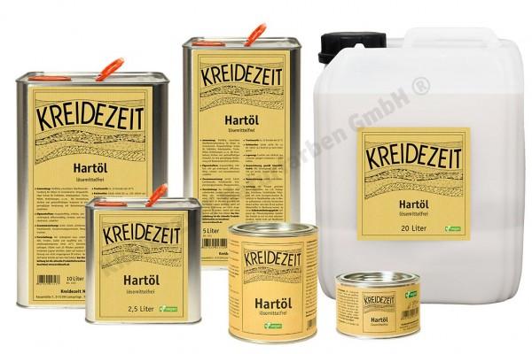 Hartöl - pure solid - lösemittelfrei