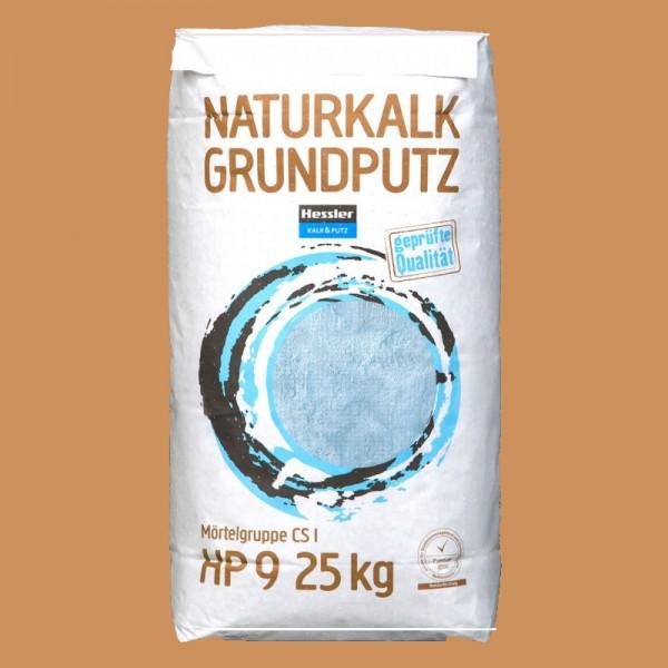 Naturkalk-Grundputz HP 9 Innen und Aussen